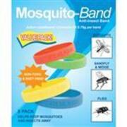 Mozzigear Mosquito Band 6 Pack