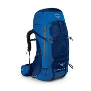 OSPREY AETHER AG™ 70 WITH RAINCOVER BACKPACKING MOUNTAINEERING PACK MEDIUM - OUTBACK ORANGE
