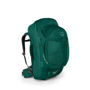 Osprey Fairview 55 Sml/Med Women'S Travel Trekking Pack - Rainforest Green