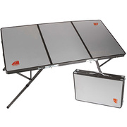OZTENT BI-FOLD TABLE - ALUMINIUM