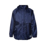 XTM STASH II RAIN JACKET KIDS 14 - PATRIOT BLUE