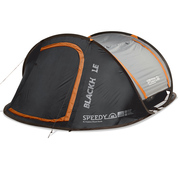 EXPLORE PLANET EARTH SPEEDY 3 BLACK HOLE POP UP TENT
