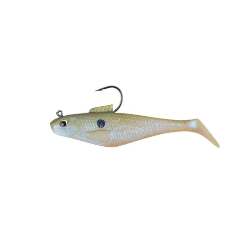 Berkley Powerbait Pre-Rigged Swim Shad 6In 15Cm - Shiner Chartreuse