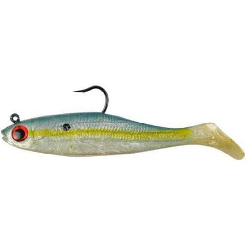 Berkley Powerbait Pre-Rigged Swim Shad 6In 15Cm - Chartreuse Shad
