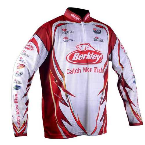 Berkley Pro Fishing Shirt - Medium
