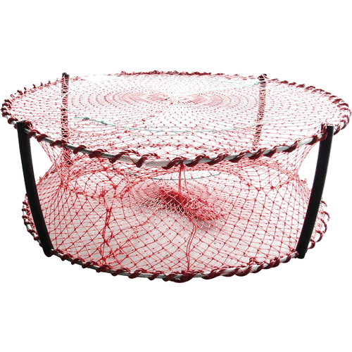 Wilson Deluxe Crab Trap 4 Entry