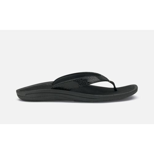 Olukai Kulapa Kai Womens Sandle US 9 Black/Black
