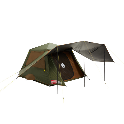 Coleman 4P Gold Series Evo Shade Awning With Heat Shield