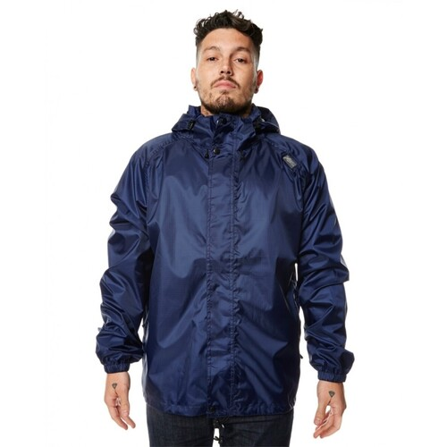 Xtm Stash II Unisex Rain Jacket - Patriot Blue