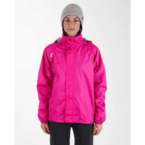 Xtm Stash 11 Unisex Rain Jacket Raspberry