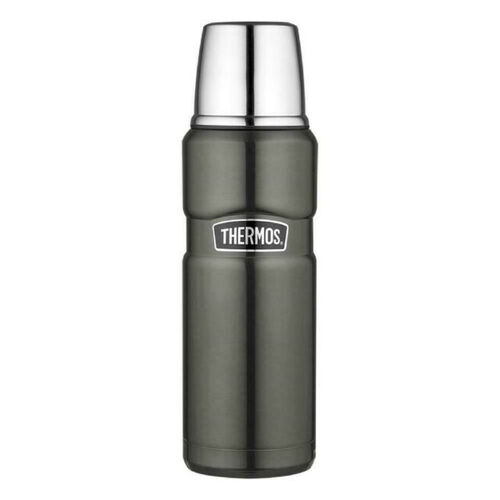 Thermos 470 ml Stainless King Stainless Steel Vacuum Insulated Flask
