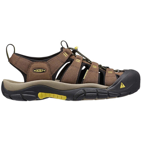 Keen Newport H2 Mens Sandals - Dark Earth Acacia