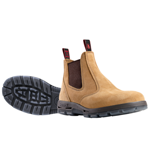 Redback UBBA Soft Toe Work Boots