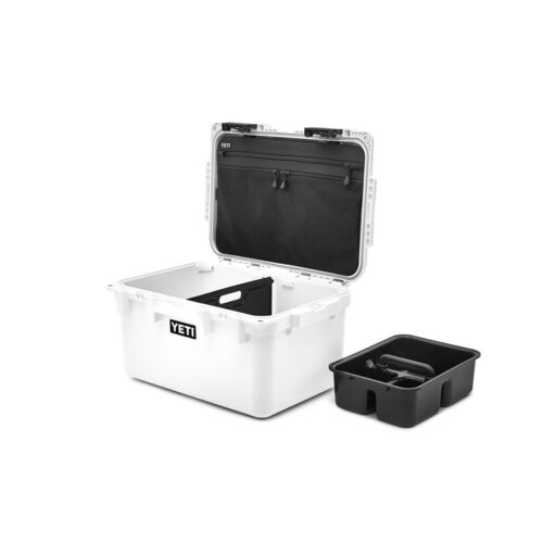 Yeti LoadOut GoBox - White