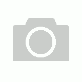 Black Wolf Compact Directors Chair - Black