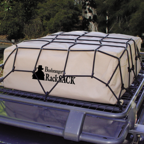 Bushranger Rack Pack Medium+Cargo Net