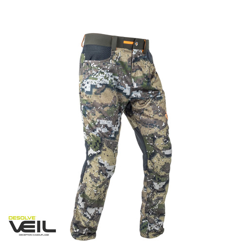 Hunters Element Eclipse Trouser Size 34 - Desolve Veil