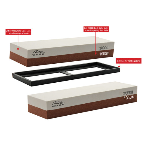 Rite Edge Sharpening Stone 1000/3000