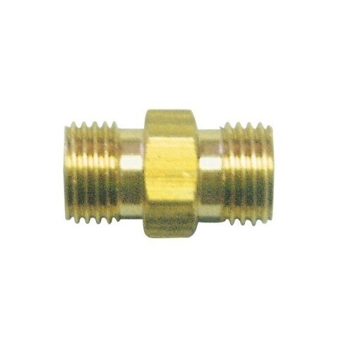 Companion Adaptor 1/4BSP Male To 1/4BSP Male