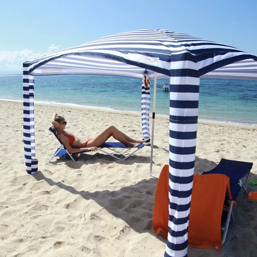 CoolCabana Beach Lounger - Pair