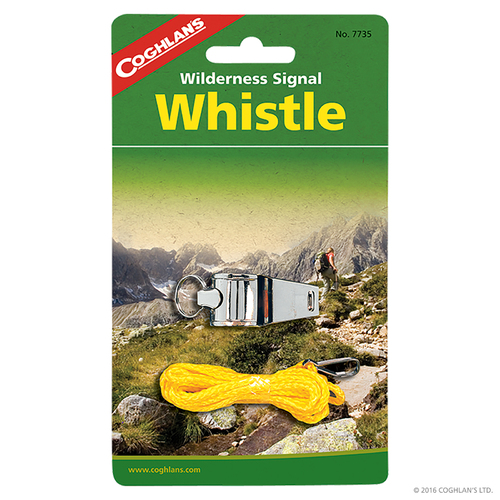 Coghlans Wilderness Signal Whistle