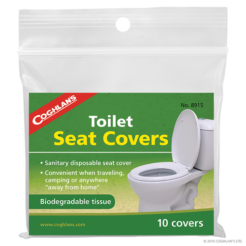 Coghlans Toilet Seat Covers