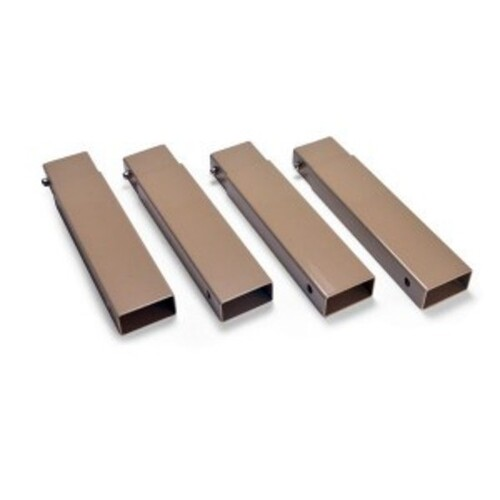 Disc-O-Bed Leg Extension Set - Tan