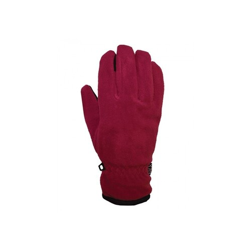 Xtm Cruise Fleece Kids Glove Deep Pink - Large
