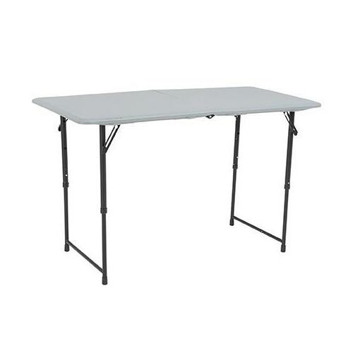 Lifetime 4' Fold In Half Blow Mold Table