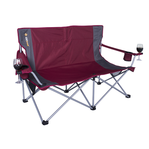 Oztrail Luna Double Chair