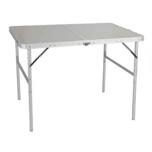 Mannagum Aluminium Bi Fold Table