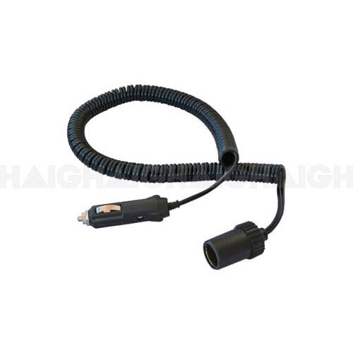 Battery Link 3 Metre 12V Coiled Accessory Plug