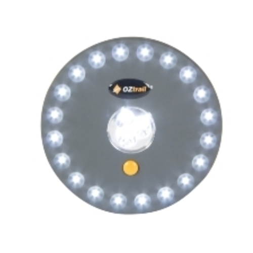 Oztrail UFO LED Tent Light - 100 Lumen