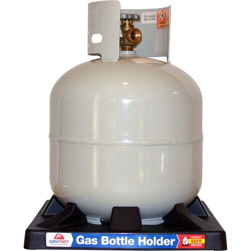 Gasfoot Gas Bottle Holder