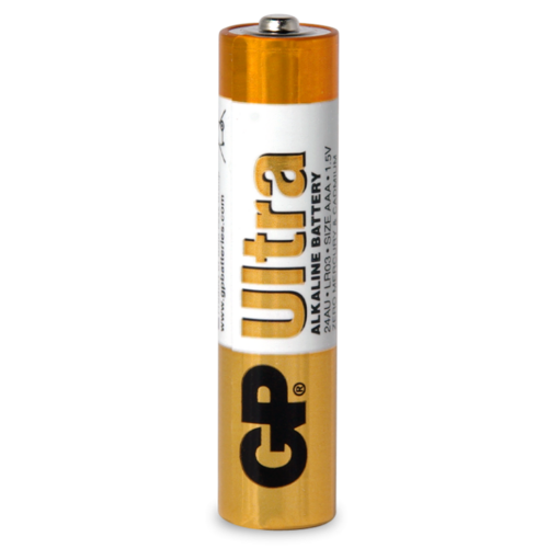 PowerCell GP 1.5V Ultra Alkaline AAA Battery - Pack of 16