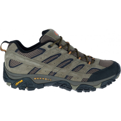 Merrell Mens Moab 2 Ventilator Shoe Walnut