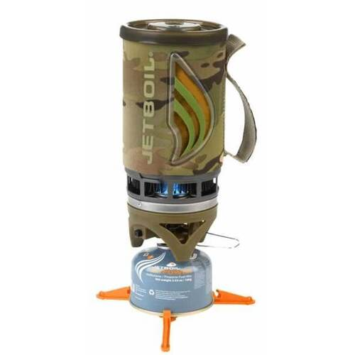 Jetboil Flash Personal Cooking System 4500BTU - Camo