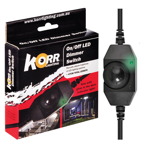 Hard Korr Lighting Dimmer Switch