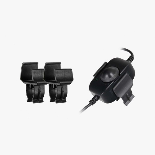 HARD KORR Dimmer Pole Clamps (2 Pack)