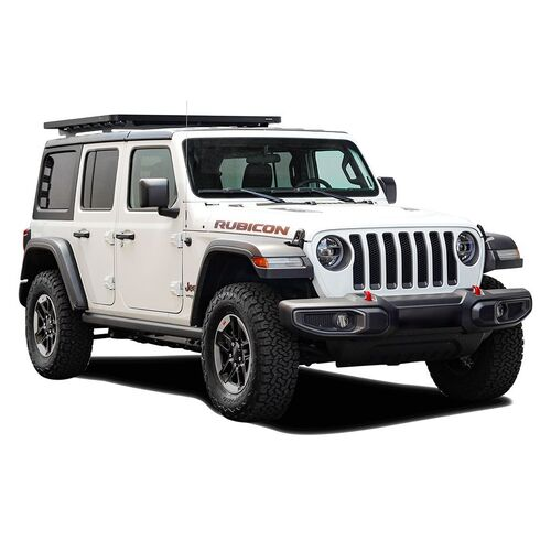 Jeep Wrangler JL 4 Door (2017-Current Extreme 1/2 Roof Rack Kit - By Front Runner