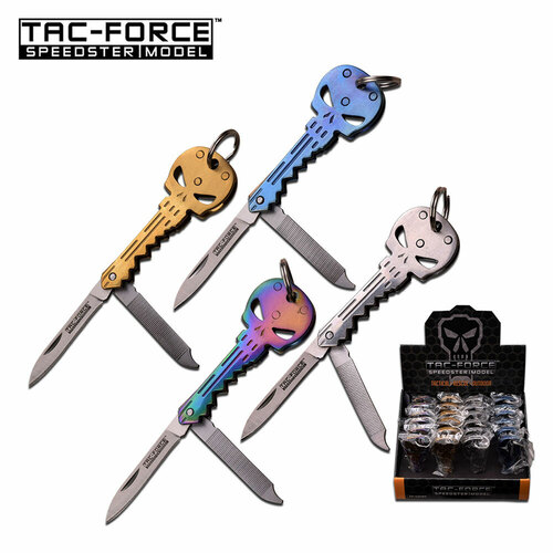 Tac Force Key Knife