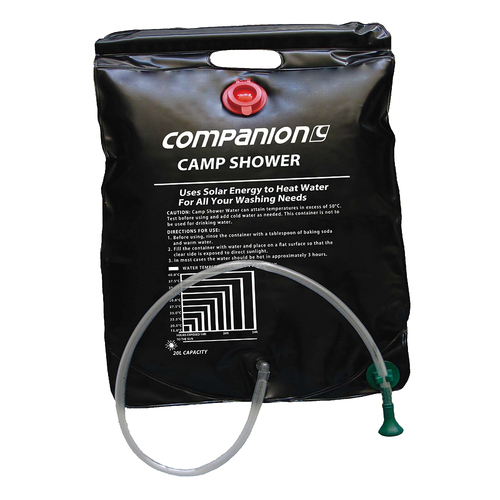Oztrail Pioneer Solar Camp Shower