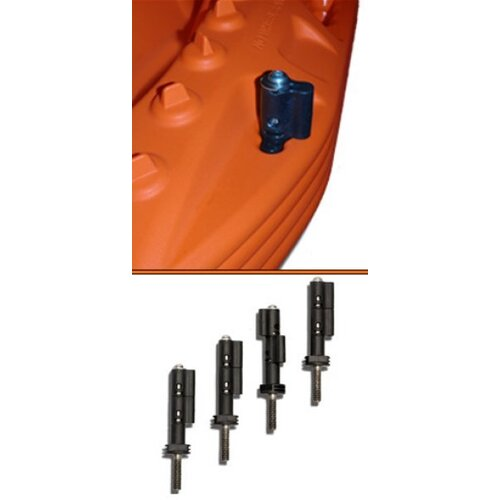 MAXTRAX Mounting Pin Set - Pack of 4