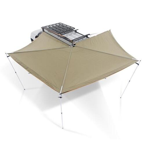 Oztent Foxwing 270 Awning Series II (LHS) Passenger Side