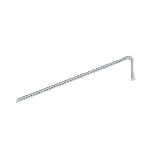 Oztrail Steel Peg Set 225X6.3mm (Pack Of 10)