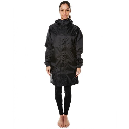 Xtm Stash 3/4 Rain Jacket Medium  - Black