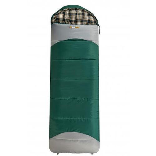 Oztrail Mountain View Hooded -7°C Sleeping Bag