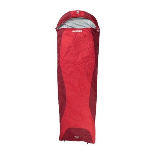 Roman Palm I +10ºC Sleeping Bag - Fiery Red