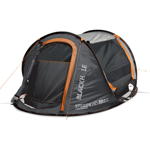 Explore Planet Earth Speedy 2 Black Hole Pop Up Tent