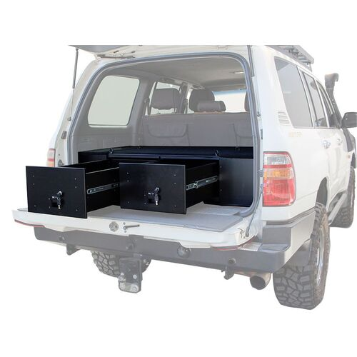 Toyota Land Cruiser 100 Drawer Kit  - By Front Runner